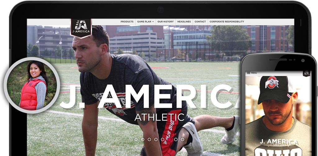 Click Here to View J America's Website