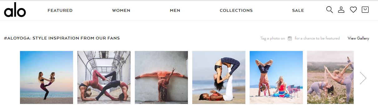 Alo Yoga Engages Gen Z Using Instagram