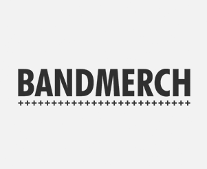 FDM4 Customer: Bandmerch Logo