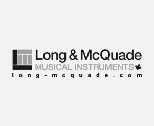 FDM4 Customer: Long & McQuade Logo