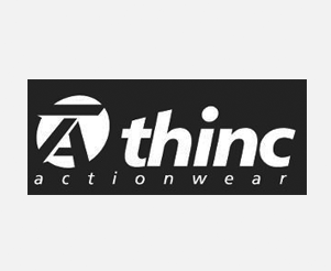 FDM4 Customer: A thinc logo