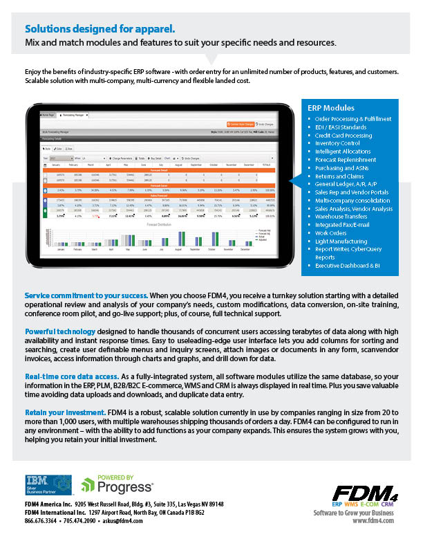 Product Brief Overview ERP