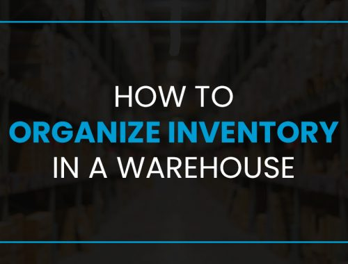 Featured image for warehouse organization tips blog post