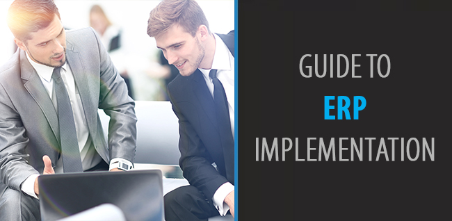 Featured image for erp implementation guide blog post